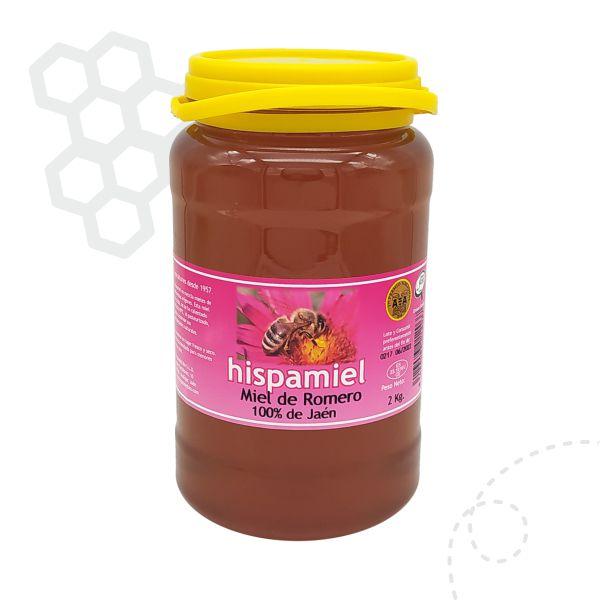 2 kilogramos de miel de romero.