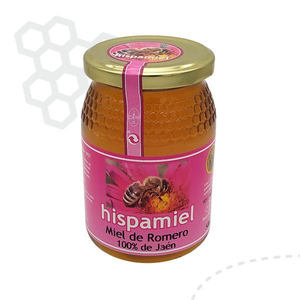 Miel de Romero. Tarro de 500 gramos