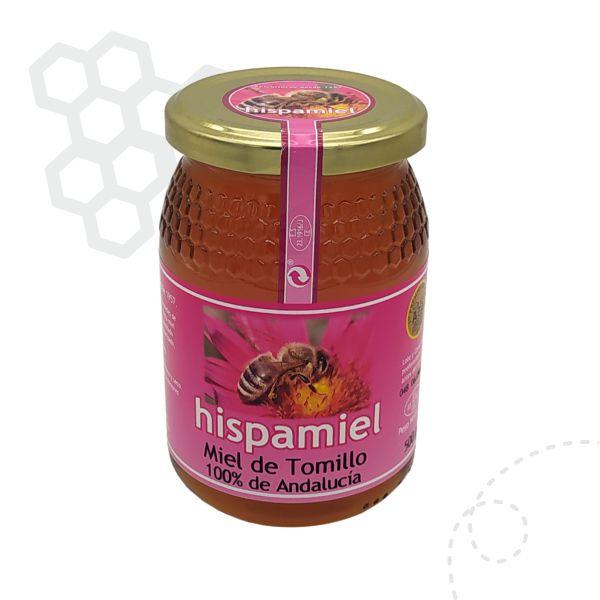 Miel de tomillo. Tarro de 500 gramos