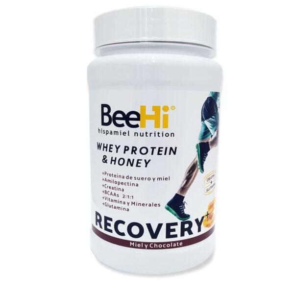 Recovery BeeHi 750 gramos miel y chocolate